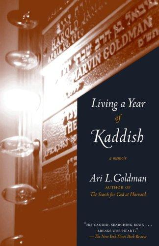Download Living a Year of Kaddish