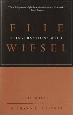 Download Conversations with Elie Wiesel