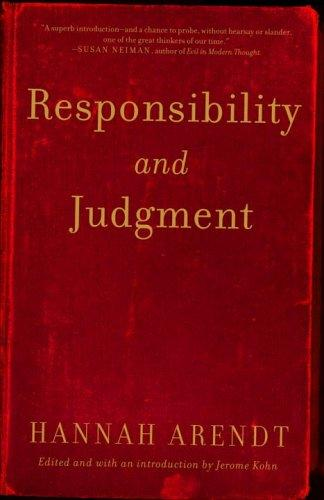 Download Responsibility and Judgment