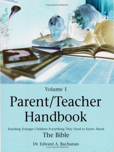 Parent/teacher handbook