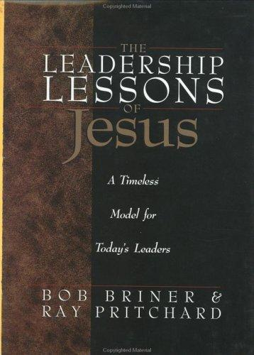 Download The leadership lessons of Jesus