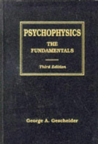 Download Psychophysics