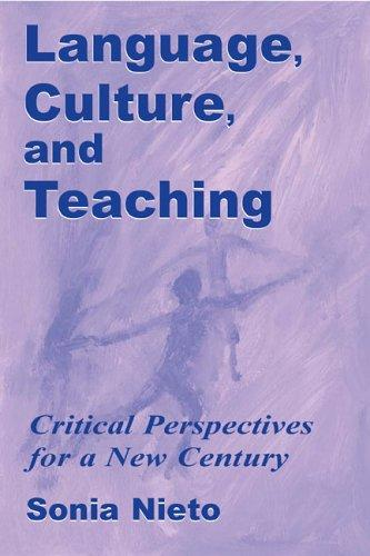 Download Language, Culture, and Teaching