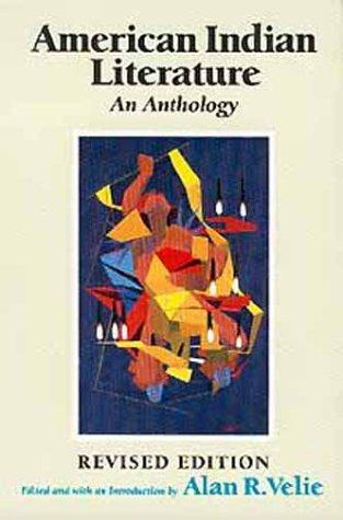 American Indian Literature by Alan R. Velie