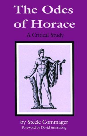 Download The odes of Horace