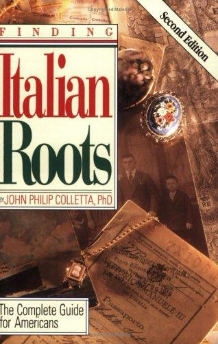 Download Finding Italian roots