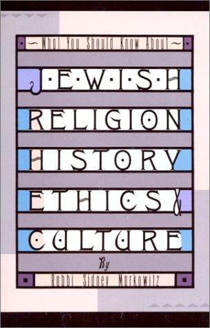 Download What you should know about Jewish religion, history, ethics, and culture