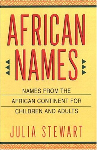 Download African names
