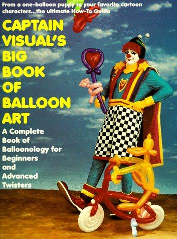 Download Captain Visual's big book of balloon art!