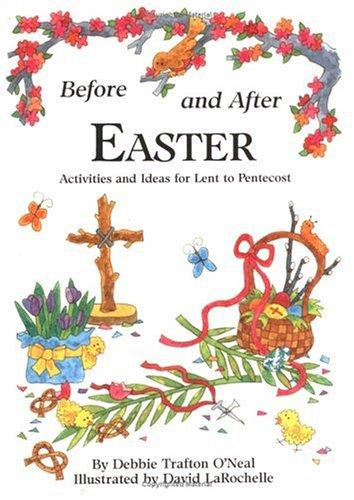 Download Before and after Easter