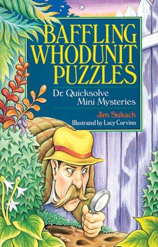 Download Baffling Whodunit Puzzles