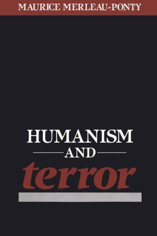 Download Humanism and Terror