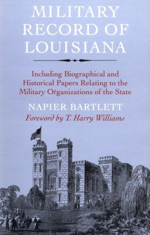 Download Military record of Louisiana