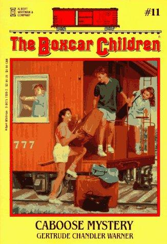 Caboose Mystery (Boxcar Children Mysteries)