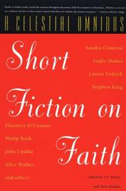 A Celestial Omnibus: Short Fiction on Faith [Paperback] by Maney, J.P.