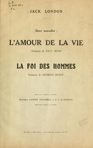 Download L' amour de la vie