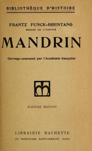 Mandrin.
