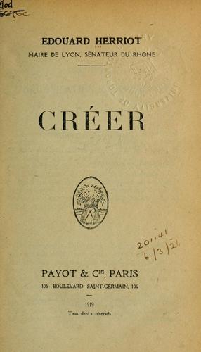Download Créer