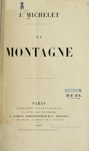 Download La montagne.