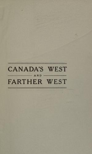 Canada's West and farther west
