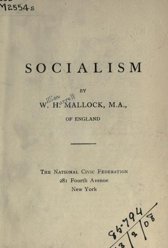 Download Socialism.