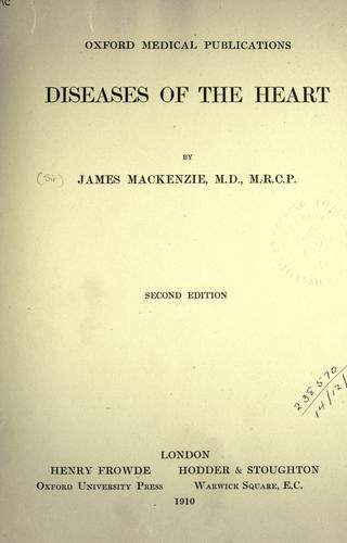 Download Diseases of the heart.