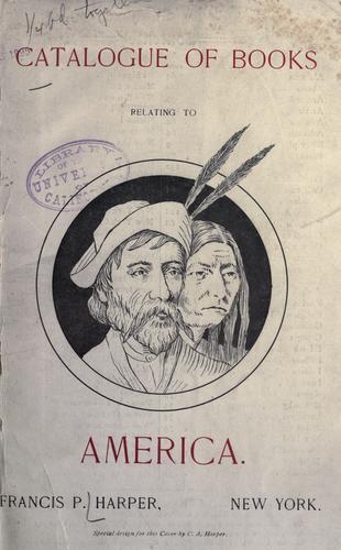 Bibliotheca americana.