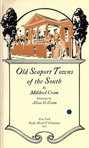 Old seaport towns of the South