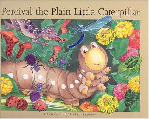 Image for Percival the Plain Little Caterpillar (Sparkle Books)