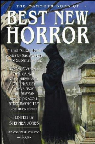 Download The Mammoth Book of Best New Horror