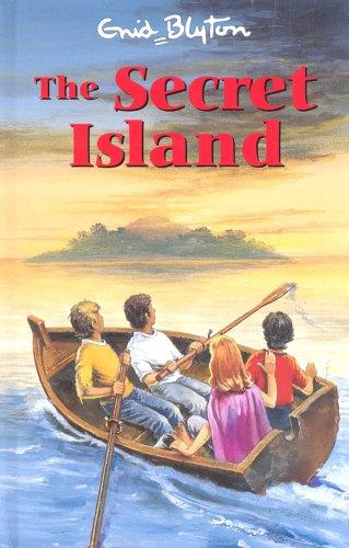 The Secret Island book cover