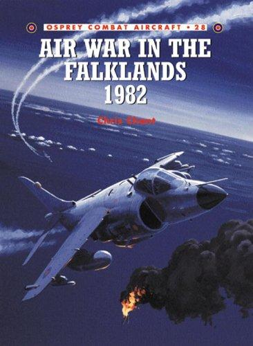 Air War in the Falklands 1982 by Chant, Christopher.