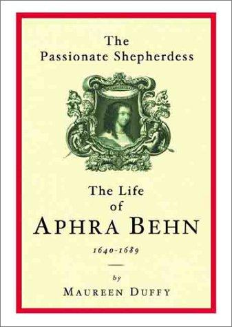 The passionate shepherdess