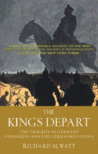 The Kings Depart
