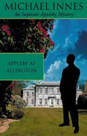 Download Appleby At Allington (Inspector Appleby Mysteries)