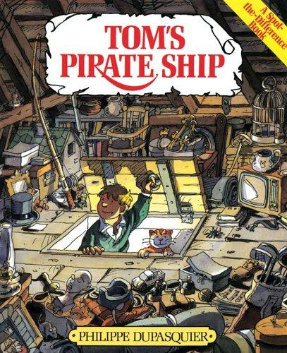 Tom's Pirate Ship