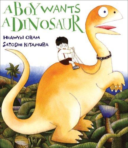 Download A Boy Wants a Dinosaur