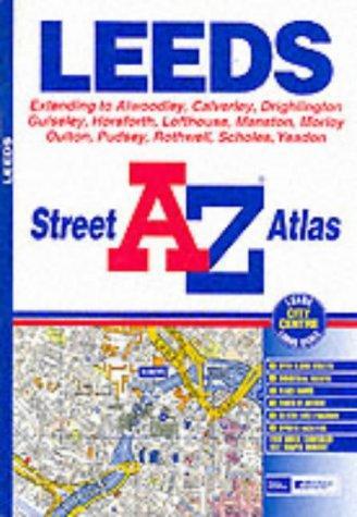 Download A-Z Leeds Street Atlas