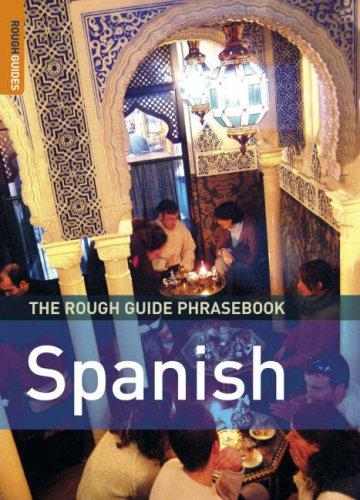 Download The Rough Guide to Spanish Dictionary Phrasebook 3 (Rough Guide Phrasebooks)