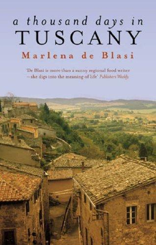 Download A Thousand Days in Tuscany