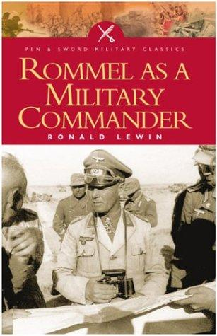 Download Rommel as military commander