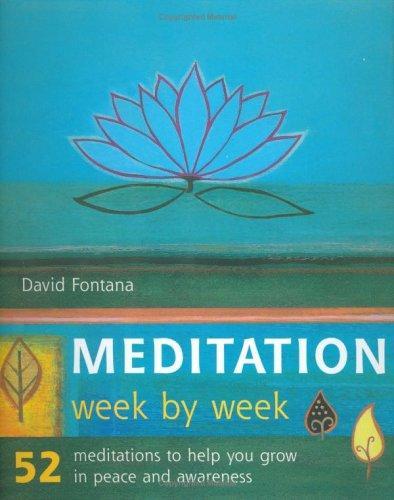 Meditation Week by Week