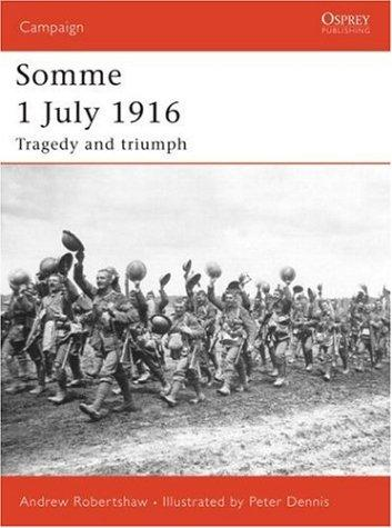 Download Somme 1 July 1916
