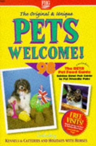 Pets Welcome! (Farm Holiday Guides)
