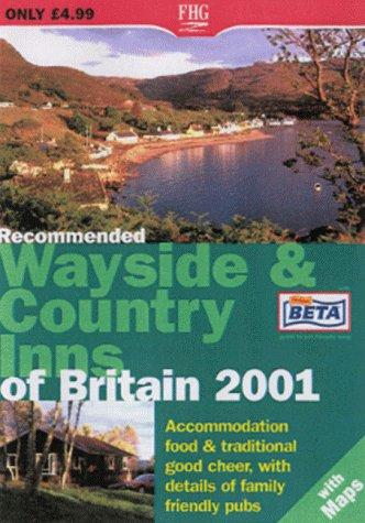 Download Recommended Wayside and Country Inns of Britain (Farm Holiday Guides)