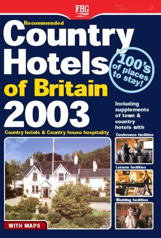 Download Recommended Country Hotels of Britain