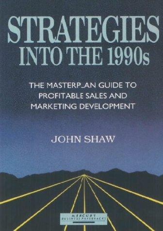 Strategies into the 1990s