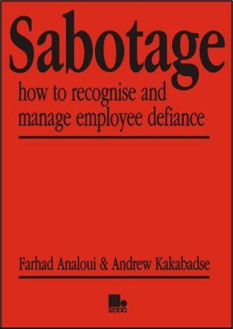 Download Sabotage