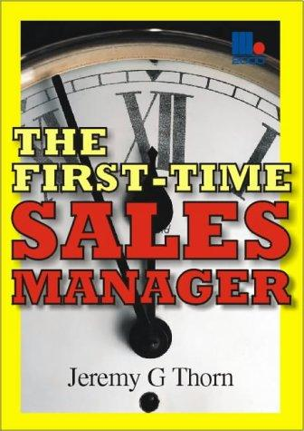 Download First-time Sales Manager