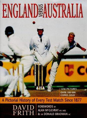 England Versus Australia